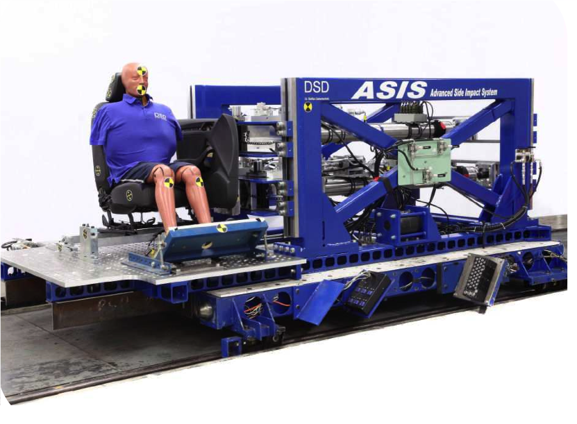 ASIS - Advanced Side Impact System © DSD